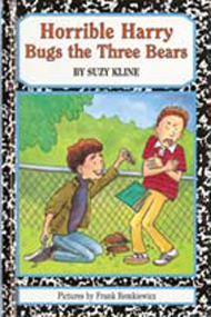 Horrible Harry Bugs the Three Bears Book Cover