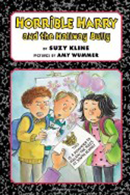 Horrible Harry and the Hallway Bully Book Cover