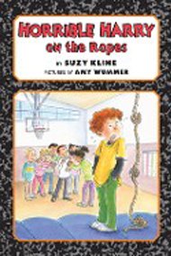 Horrible Harry on the Ropes Book Cover