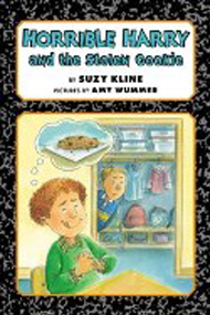 Horrible Harry and the Stolen Cookie Book Cover