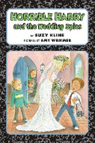 Horrible Harry and the Wedding Spies Book Cover