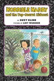 Horrible Harry and the Top-Secret Hideout Book Cover